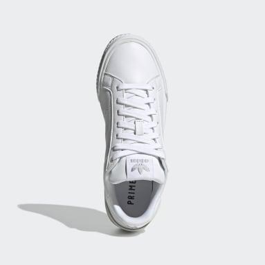 Zapatillas Court Tourino Blanco Mujer Originals