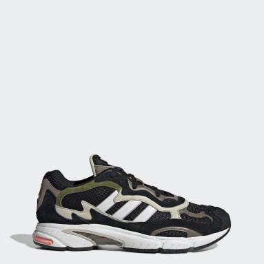 Originals Black Temper Run Shoes