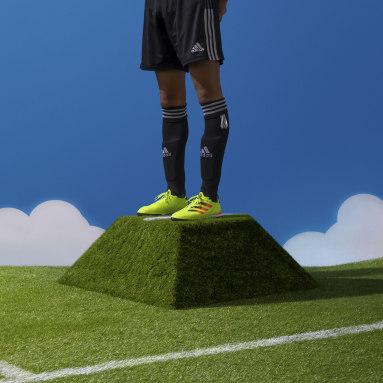 Zapatos de Fútbol Gamemode Pasto Sintético Amarillo Fútbol