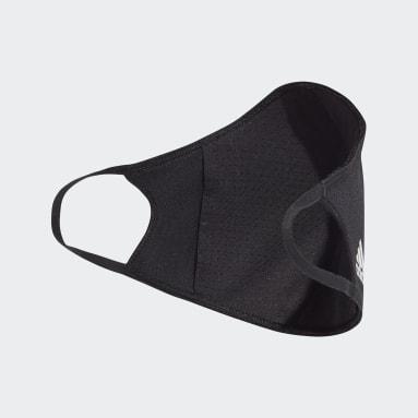 Masque Real Madrid TP/P (3 articles) - Non adapté à un usage médical noir Sportswear