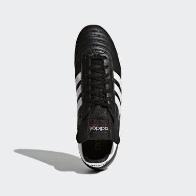 Soccer Black Copa Mundial Shoes