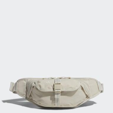 Women Tennis Beige Waist Bag