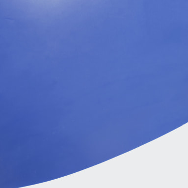Genç Yüzme Mavi adidas silikon yüzme bonesi
