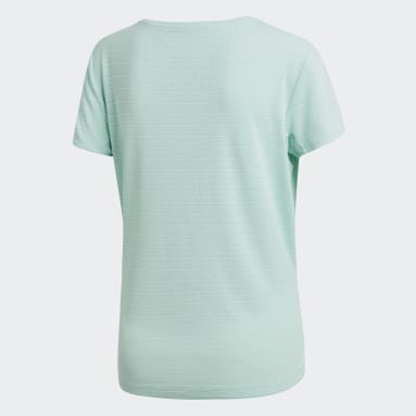 Camiseta FreeLift Chill Turquesa Mujer Gimnasio Y Entrenamiento