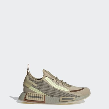 Youth 8-16 Years Originals Beige NMD_R1 Spectoo Shoes
