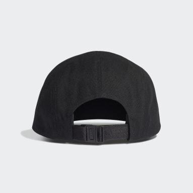 Originals Black Adicolor Five-Panel Cap