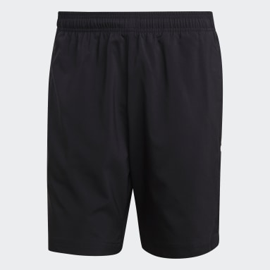 Heren Sportswear Zwart Essentials Linear Chelsea Short