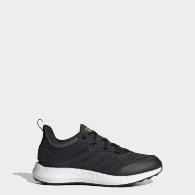 Kids Running Black RapidaLux Shoes