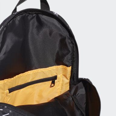 Children Training Black Backpack