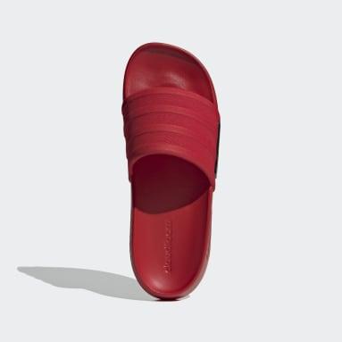 Yoga Red Racer TR Slides