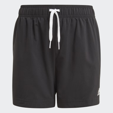 Shorts adidas Essentials Chelsea Negro Niño Training