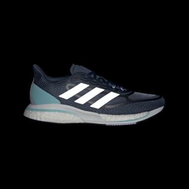 Women's Running Blue Supernova+ Shoes