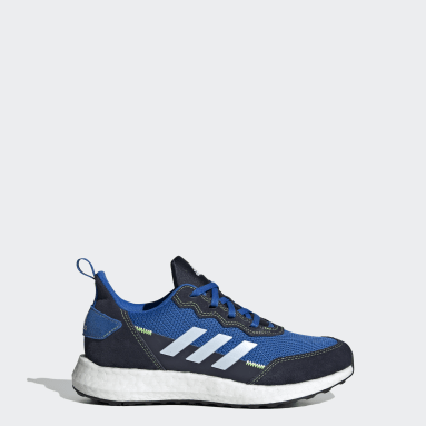 Barn Löpning Blå RapidaLux S and L Shoes
