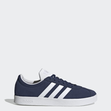 Women's Essentials Blue VL Court 2.0 Shoes