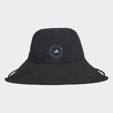 Women adidas by Stella McCartney Black adidas by Stella McCartney Bucket Hat