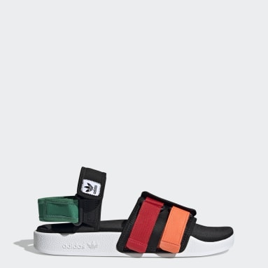 Sandali New adilette Nero Originals