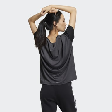 Women Sportswear Black Must Haves Tero Tee