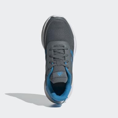 Kids Running Blue Tensaur Shoes