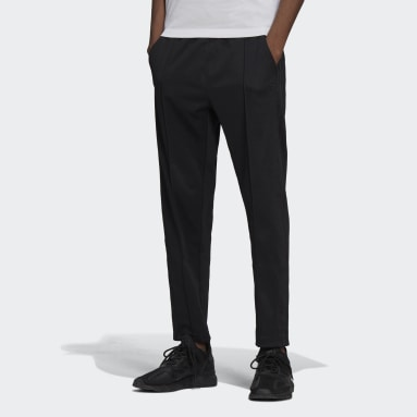 Men Originals Black Adicolor Beckenbauer Track Pants