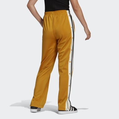 Women Originals Gold Girls Are Awesome Adibreak Pants