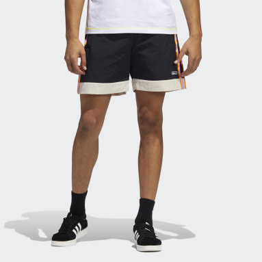 Herr Originals Svart Taped Shorts