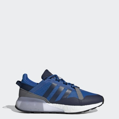 ZX 2K Boost Pure Shoes Niebieski