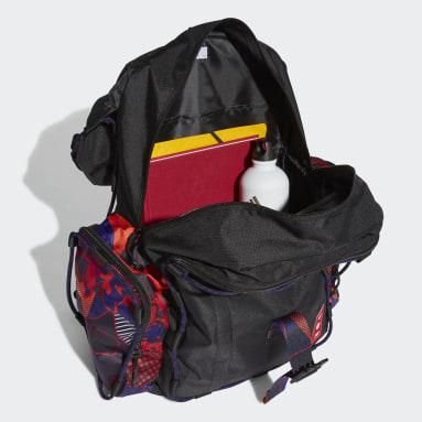 Originals Black Toploader Backpack