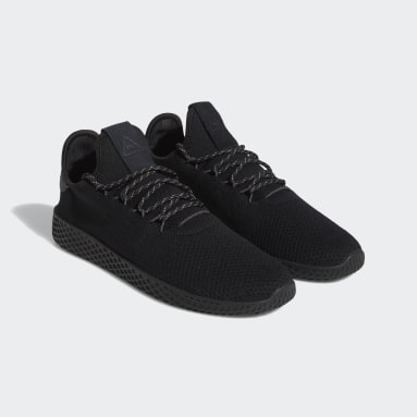Zapatilla Pharrell Williams Tennis HU Negro Originals