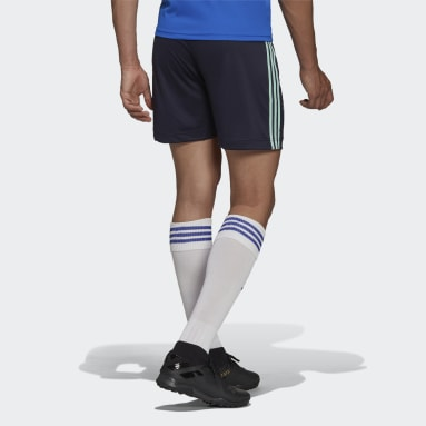 Futbal modrá Šortky Ajax Amsterdam 21/22 Away