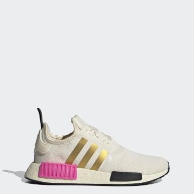 Kadın Originals Beyaz NMD_R1 Ayakkabı