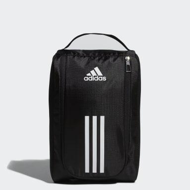 Men Golf Black Shoe Bag