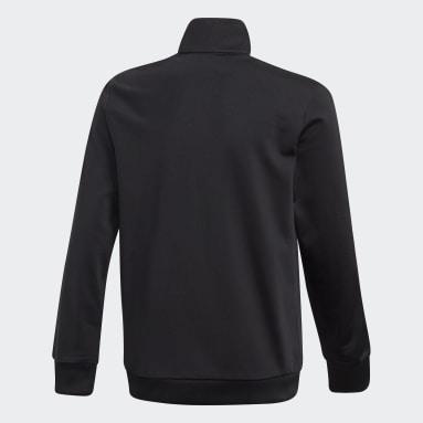 Děti Originals černá Sportovní bunda Adicolor 3D Trefoil