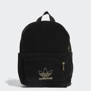 Παιδιά Originals Μαύρο Adicolor Backpack Small