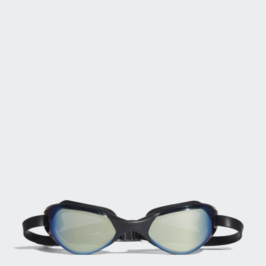 Gafas de natación Persistar Comfort Mirrored Negro Sports