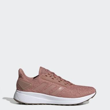 Women Running Pink Duramo 9 Shoes