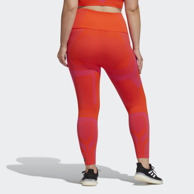 Tight Formotion Sculpt Two-Tone (Taglie forti) Arancione Donna Fitness & Training