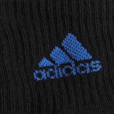 Chaussettes Superlite Badge of Sport Quarter (6 paires) noir Enfants Entraînement