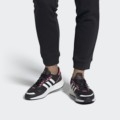 Women's Originals Black ZX 1K Boost Shoes