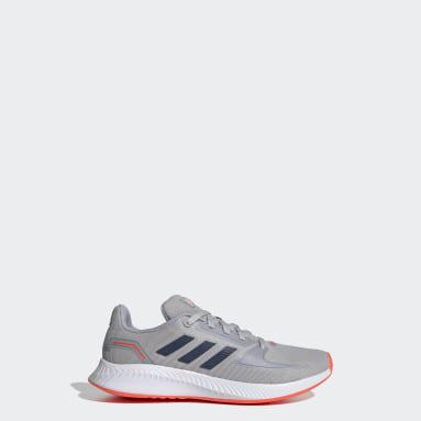 Chaussure Runflacon 2.0 Gris Enfants Running