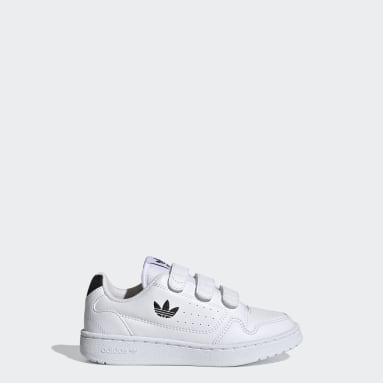 Barn Originals Vit NY 90 Shoes