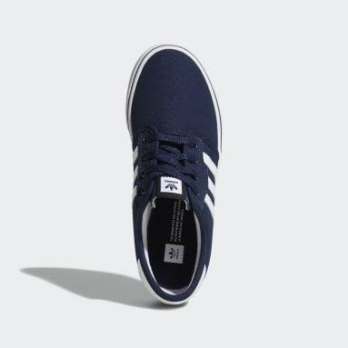 Kinderen Originals Blauw Seeley Schoenen