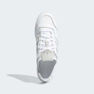 Erkek Originals Beyaz Forum 84 Low Minimalist Icons Ayakkabı