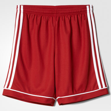 Boys Gym & Training Red Squadra 17 Shorts