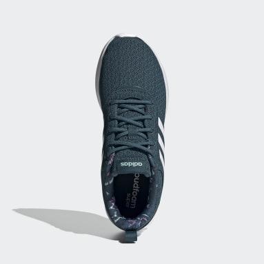 Zapatillas QT Racer 2.0 Turquesa Mujer Diseño Deportivo