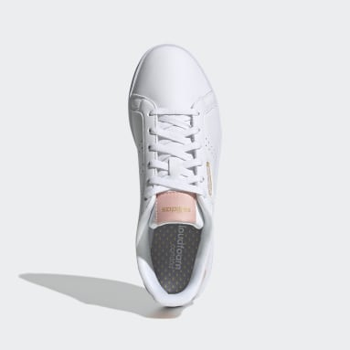 Tenis Courtpoint Base Blanco Mujer Diseño Deportivo