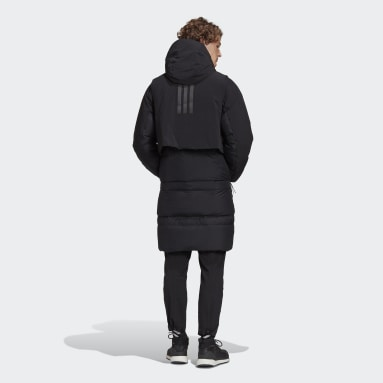 Parka MYSHELTER COLD.RDY Noir Hommes City Outdoor