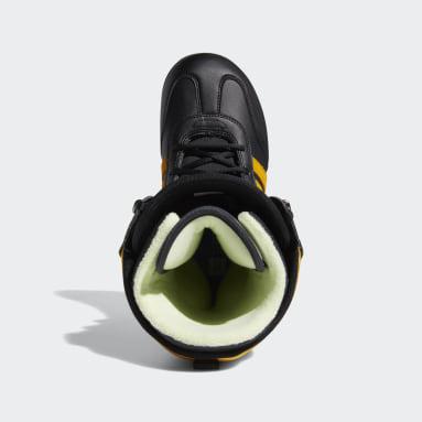 Men's Snowboarding Black Samba ADV Boots