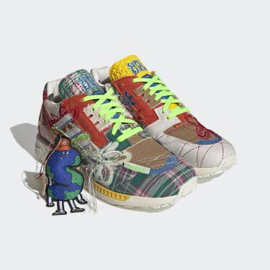 Sapatos ZX 8000 Superstar Branco Originals