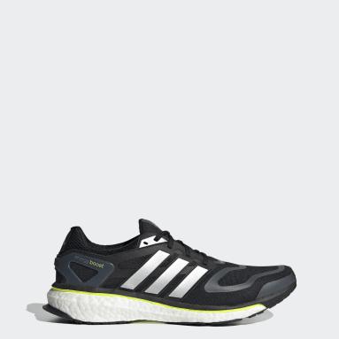 Løb Sort Energy Boost sko