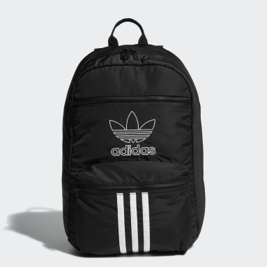 Sac à dos National 3-Stripes noir Originals